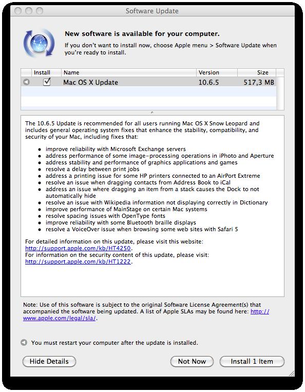 mac os x 10.6 snow leopard dmg direct download