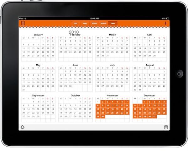 Ipad Calendars Calendars For Ipad Might Not
