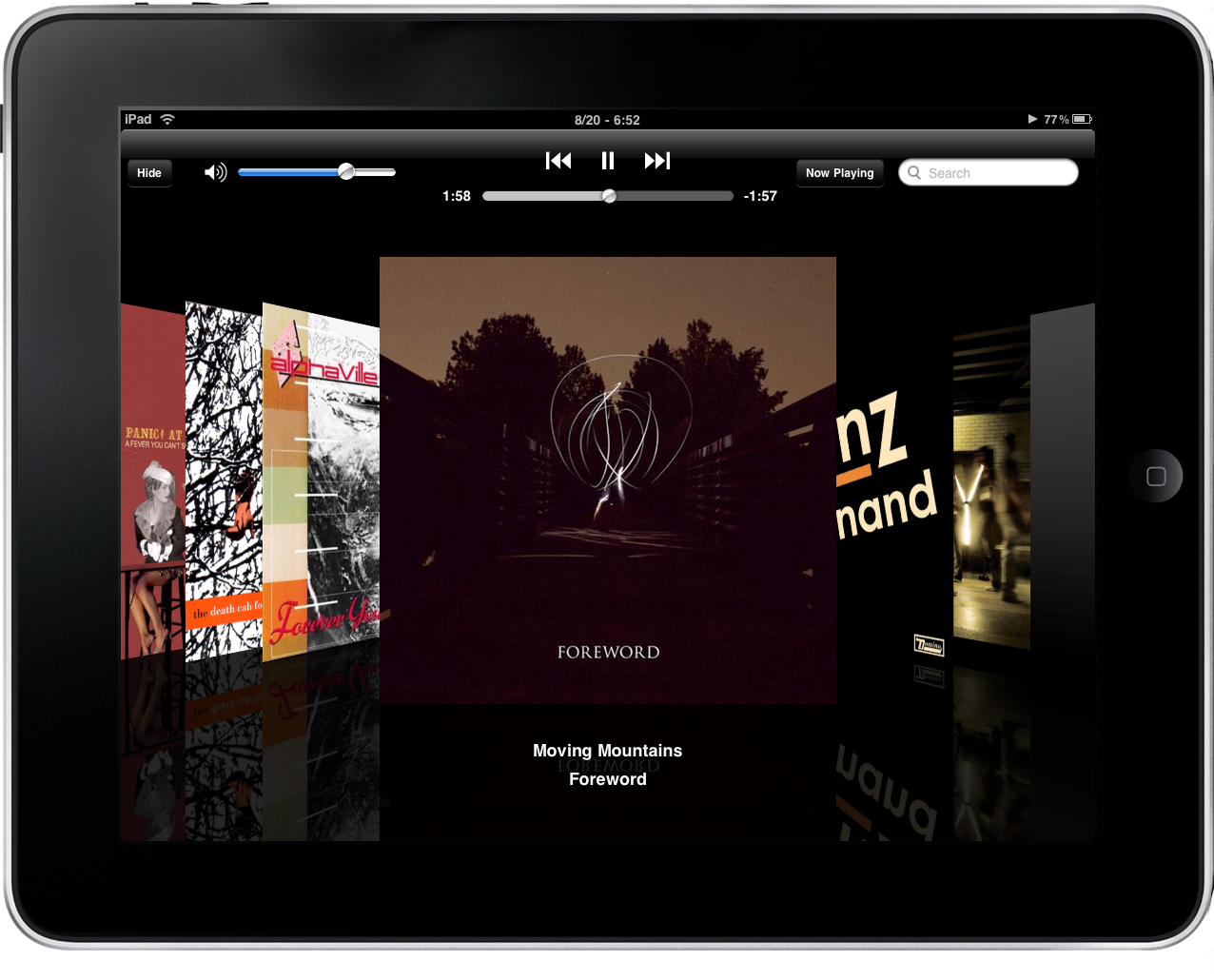 how to put music from itunes on ipad
