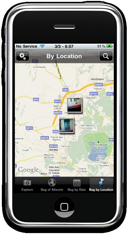 Photobag iPhone